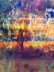 Layers to the Sky (flynryon) Tags: flynryon texture canvas flickr fingerpaintedit iamda paintbookca mobile art scumble mike ryon ipainter landscapes portraits figures mashablecom iphone digital artist artstudio glaze landscapedreams