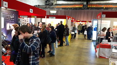 Busy evening opening at Skills South West
