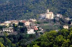 village d'Auribeau-sur-Siagne (b.four) Tags: village paese mimosa auribeausursiagne alpesmaritimes ruby5 coth5 ruby10