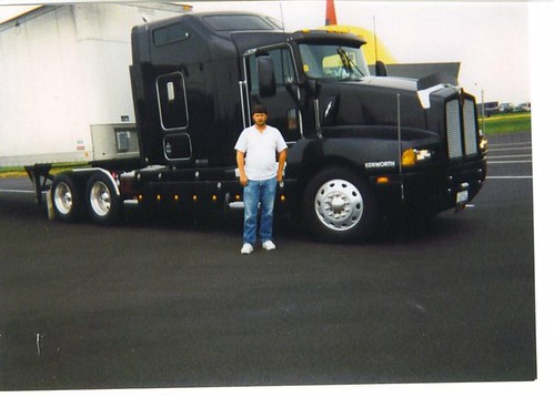 1996 kenworth t 600