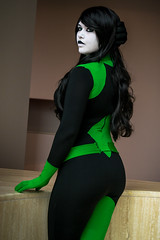 _DSC1305 (In Costume Media) Tags: wizardworld shego kim possible sexy evil girl hot villein white green black cosplay costume photography photoshoot portland cartoon
