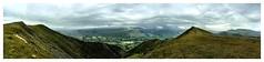On top of the Blencathra Ridge (rdtoward21) Tags: mountain walking outdoors walks hill lakes hills ridge fells ridges scrambing