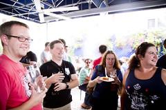 2015 08 08 - 6484 - DC - Shard Party (thisisbossi) Tags: usa washingtondc dc nw unitedstates northwest shaw resistance happyhours ingress dachabeergarden