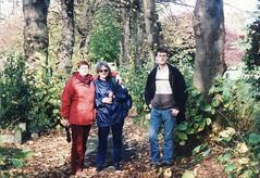 1999-10-London-02 (fjordaan) Tags: london fran 1999 scanned kelly francois