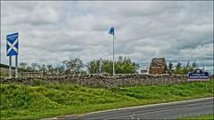 welcome to Scotland (tor-falke) Tags: sky clouds scotland border scottish himmel wolken schottland schottisch scotlandtour schottlandtour scotlandtours schottlandreise2015