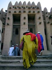 DJENNE,MALI (revelinyourtime) Tags: islam religion mali cami djenne djennemosque
