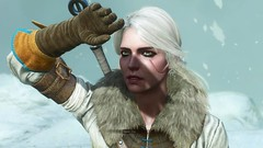 witcher3 2015-07-11 09-53-50-72 (Beth Amphetamines) Tags: wallpaper outdoors snowstorm greeneyes ciri witcher3