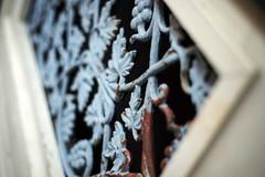 Restoration (pantagrapher) Tags: detail nikon louisiana iron neworleans nola wrought d600