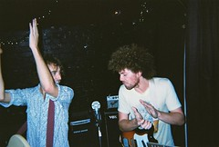 Pond (blue barnacles) Tags: show music film pond live lounge band brisbane alhambra disposable