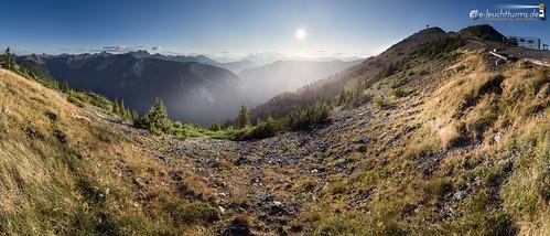 Slate Peak Panorama