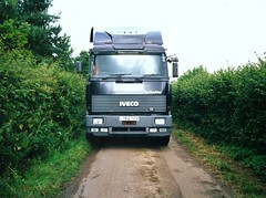 Iveco Turbostar 190.48 (Bristol Viewfinder) Tags: wood mercedes southampton shipping containers icd atkinson seddon denholm eurotech transamericaleasing russeldavies timbmet ivecoturbostar19048 lynxparcelservices