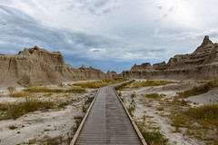 Badlands Boardwalk (Big Al's Photography) Tags: southdakota nationalpark desert badlands badlandsnationalpark