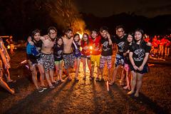 IMG_6868 (seeks_chan) Tags: camping camp hk men happy hongkong high friend bravo funny flash guys spot campfire touching ocamp linght