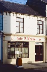 John B. Keane's pub in Listowel (Wechselsack) Tags: ireland pub kerry poet keane listowel