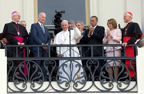 Pope Francis Visits the United States Capitol, From FlickrPhotos