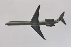 Alitalia McDonnell Douglas MD-82 (DC-9-82) I-DAWB (Kambui) Tags: airplane milano airplanes alitalia aviones avions flugzeuge mailand  avies aeroplani kambui