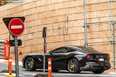 Ferrari F12 Berlinetta (effeNovanta - YOUTUBE) Tags: cars car canon eos video ferrari montecarlo monaco nero supercar supercars f12 v12 youtube topmarques nerodaytona topmarquesmontecarlo canon1100d monacotopmarques ferrarif12berlinetta f12berlinetta