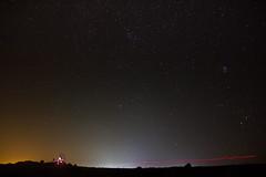Alone in the night (Alex Savenok) Tags: people landscape israel desert astro nightsky negev ramon mizpe רמון מצפה mizperamon הכוכבים