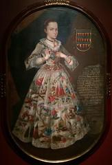 Maria de los Dolores Juliana Rita Nunez de Villavicencio - Mexico - c. 1733 (mademoisellelapiquante) Tags: portrait art boston museum mexico mfa fineart newengland bostonma 18thcentury arthistory museumoffineartsboston