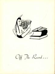 Anglų lietuvių žodynas. Žodis off-the-record reiškia  a  neskelbtinas (spaudoje) 2 neoficialus  adv neoficialiai lietuviškai.
