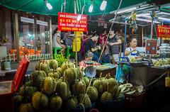 Durian Fruit (gary_p_p) Tags: durianfruit bangkokstreet