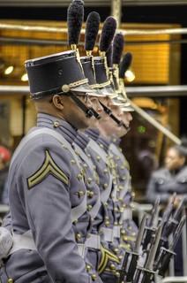 Veteran's Day Parade NYC 2015