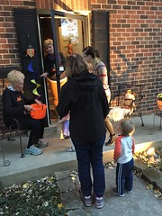 "Trick-or-Treating at Carol Kinsland's • <a style=""font-size:0.8em;"" href=""http://www.flickr.com/photos/109120354@N07/22596025964/"" target=""_blank"">View on Flickr</a>"