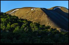 Bosque y montaña en Epulaquen