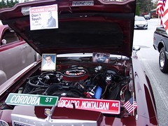 SANTA CRUISE.......CRUISE IN @ HOT RODS DINER, Social Circle, GA. Nov. 21, 2015 (jb42996) Tags: show classic ford nova car truck mercury plymouth chevy cordoba chrysler mopar mustang custom fury oldsmobile convertable c10
