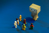 Day 315 - Photo365 - A Stranger (UnknownNet Photography) Tags: toys lego strangers photo365 danboard