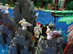 IMG_8051 (LUG Festibriques) Tags: montagne dragon lego exposition fantasy nancy hotdogs caverne fantastique 2015 scoubidou festibriques ludibriques
