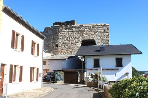 Montée du Château, Hesperange