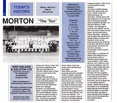Kilmarnock vs Morton - 1990 - Page 14 (The Sky Strikers) Tags: park old allan greenock high rugby first jim cash hopes division visitors kilmarnock todays forward mcgraw morton wily bq nippy boag splashed