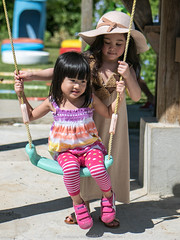 sofia & dani (memoriafotografia) Tags: playground sofia weekend getaway daughter tagaytay playday
