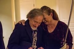 Allan Vogel and Margaret Batjer
