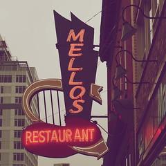 Mellos - An Ottawa Icon (AlanW17) Tags: street restaurant ottawa olympus icon dalhousiestreet bywardmarket mellos mirrorless micro43rds olympusem5mk2 savemellos