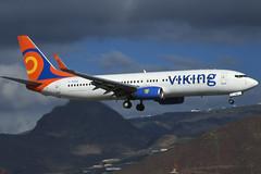 C-FEAK (Viking) (Steelhead 2010) Tags: boeing b737 tfs b737800 creg sunwingairlines vikingairlines cfeak