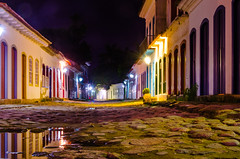 iStock-2 (luzrosaa) Tags: old family houses sea brazil mountains history tourism beach colors riodejaneiro paraty architecture night fun lights tour details colonial tradition past historicalcity touristroute stonestreets backtothetime
