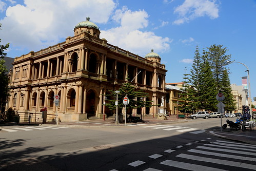 Post Office, Newcastle, NSW