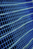 electric blue (plw1053) Tags: plw1053 paullgwells abstract lights colours lines pattern geometricshapes blue electric contrast grid neon