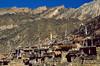 TREKKING ANNAPURNA..[Explore] (lupus alberto) Tags: nepal himalaya circuitoannapurna villagio gyaru bandierinedipreghiera