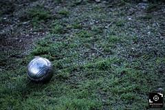 """""""Soledad y metal"""" (javimcarranza) Tags: petanca campo luces sombras contrastes hierro acero metal fría plateada brillo córdoba sierra verde"""