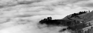 Gnippenweid (899 m) SG, CH.