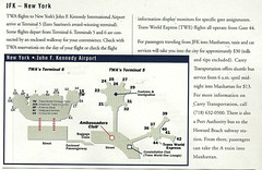 TWA JFK diagram, 1998 (airbus777) Tags: twa transworldairlines twaflightcenter jfk map diagram newyork newyorkjohnfkennedy airport