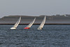 Sailing on the Edge (Roy Lowry) Tags: sailing westkirby hilbreisland