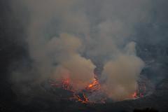 DSC06194 (Ninara31) Tags: kongo nyiragongo volcano gomo virungamountains vierungnationalpark lava virunga nationalpark