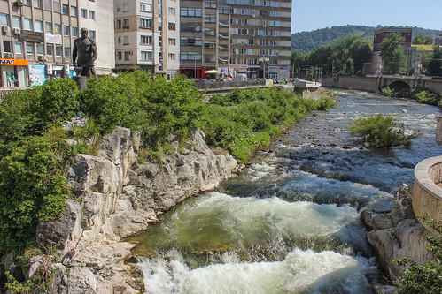 Yantra River, Gabrovo