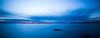 Air (jarnasen) Tags: d810 nikon nikkor 1635mmf4 tripod longexposure le panorama leefilters bigstopper nd10 ndfilter water smooth sky clouds sunrise dawn reflections view perspective sverige sweden copyright järnåsen jarnasen nordiclandscape landscape seascape sea östersjön bråviken marmorgruvan kolmården rock blue nature outdoor calm mood gallery 4min geotag geo