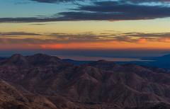 Sunset at Joshua Tree National Park (naveenm1080p) Tags: joshuatree california unitedstates us outdoor sunset landscape mountain lake colors red sky water nikon nikond7000 nationalparks
