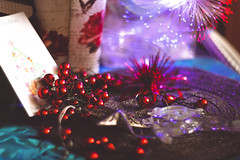 ✖'17 (mrscaramelle) Tags: new year 2017 2016 eve mrscaramelle canon canon60d 60d helios helios402 helios40 bokeh lights home holiday holidays christmas card macro manualfocus manuallens manualfocuslens manual january decoration decorations toy toys